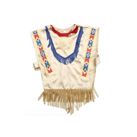 Maskerad - Indian Poncho