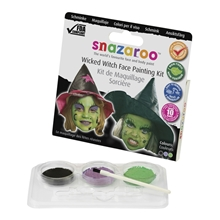 Snazaroo Face Painting Kit - Wicked Witch