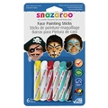 Snazaroo Face Painting Sticks Blå