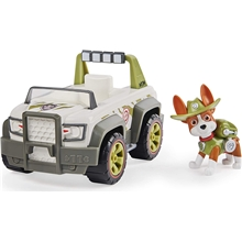 Paw Patrol Tracker och Jungle Cruiser