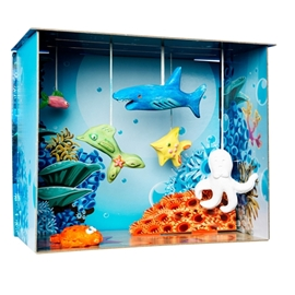Create and Play Make Your Own Aquarium