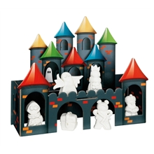 Create and Play Make Your Own Ghost Castle