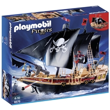 6678 Playmobil Piratskepp