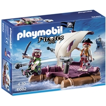 6682 Playmobil Piratflotte