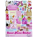 Sweet Home Stora Stickers