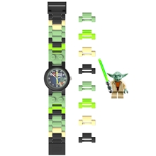 LEGO Kids Watch Yoda