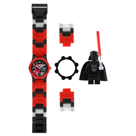 LEGO Kids Watch Darth Vader