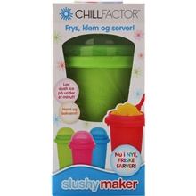 Slushy maker Chillfactor Grön