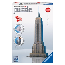 Pussel 3D Empire State Building