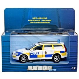 Polisbil v70 leksak