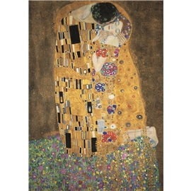 Pussel 1500 Bitar Gustav Klimt The Kiss