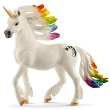 Schleich 70523 Rainbow Unicor Hingst