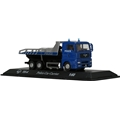 Junior Driver 1:60 MAN Police Car Carrier