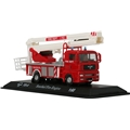 Junior Driver 1:60 MAN Snorkel Fire Engine