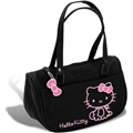 Hello Kitty Glitter Bow Handväska