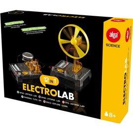 12-In-1 Electrolab