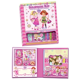 Best Friends Scrapbook Kit