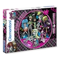 Pussel 500 bit Monster High Round Puzzle