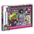 Pussel 104 bit Monster High 27816