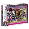 Pussel 104 bit Monster High Freaky Fab 27817