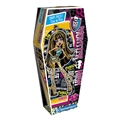 Monster High Coffin Puzzle Cleo de Nile