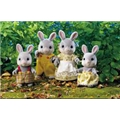 Sylvanian Families Cottontail Family