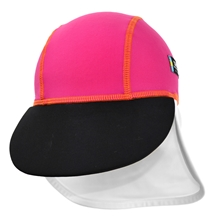 Swimpy UV-hatt Monster Rosa