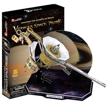 3D Pussel Voyager Space Probe