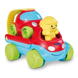 Tomy Fix Load Tow Truck