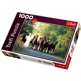 Pussel 1000 Bitar Thoroughbred Stallions
