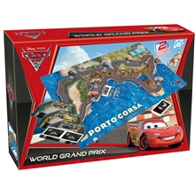Cars 2 World GP, Racingspel