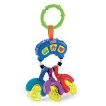 Musical Teether Keys