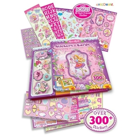 Fairy Sticker Book Set