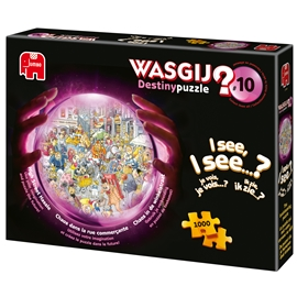 Wasgij Destiny Pussel #10 High Street Hassle