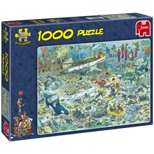 Pussel 1000 Bitar - Deep Sea Fun