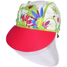 Swimpy UV-hatt Flowers