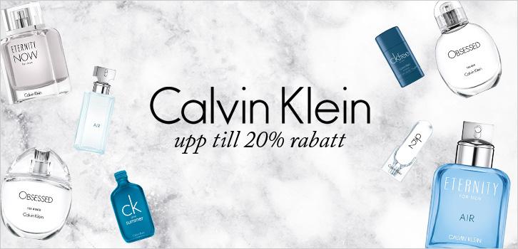 24f12acb79e659 Calvin Klein - upp till 20% rabatt