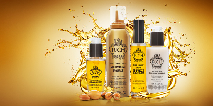 Rich Hair Care - schampo på köpet!