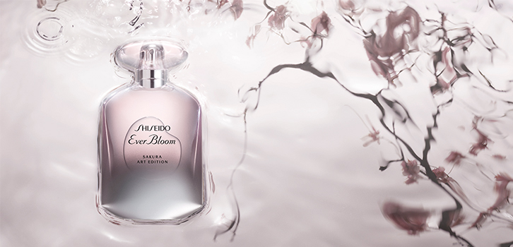 Shiseido Ever Bloom - gåva på köpet