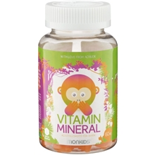 Monkids Vitamin Mineral