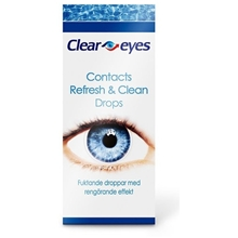 Clear Eyes Contacts