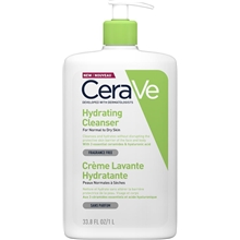 CeraVe Hydrating Cleanser 1000 ml