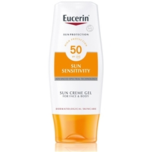 Eucerin Sun Sensitivity Creme Gel SPF50