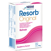 20 st - Hallon - Resorb Original brustabletter