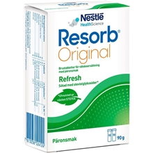 20 st - Päron - Resorb Original brustabletter