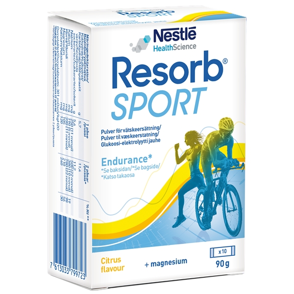 Resorb Sport Citrus