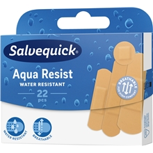 Salvequick Aqua Resist Mix 20st