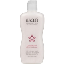 220 ml - Asan Intimate Wash Cranberry