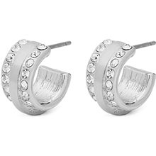 Robyn Silver Earrings