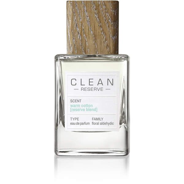 Clean Reserve Warm Cotton Reserve Blend - Edp (Bild 1 av 6)